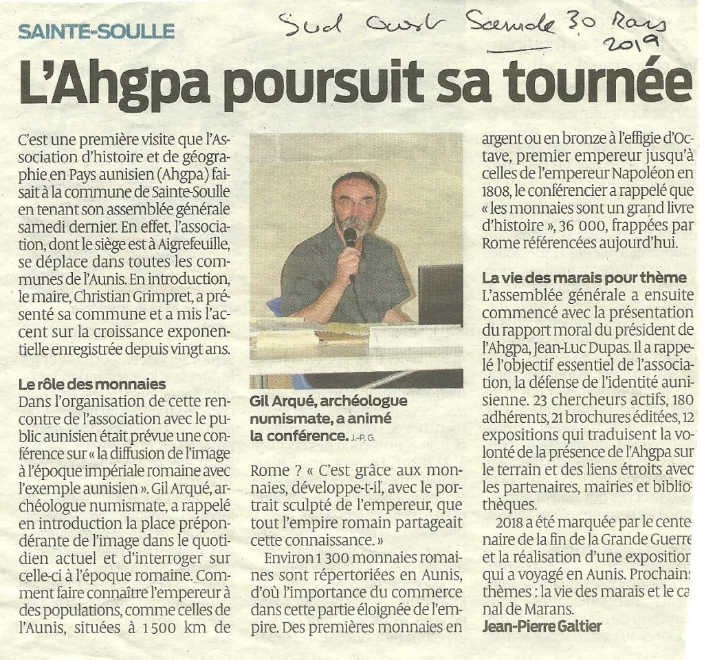 2019-03-30 Sud Ouest