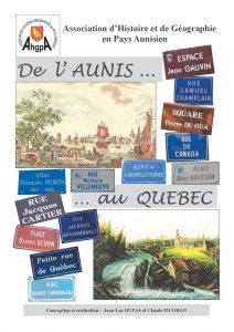 Aunis-Québec